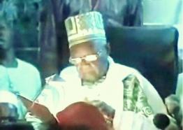 Gamou 2013 : L'ombre de Serigne Mansour Sy plane sur les séances du Bourde