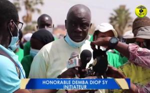 TIVAOUANE VILLE VERTE - Lancement Campagne de Reboisement de 15 000 Arbres initiée par Demba Diop Sy