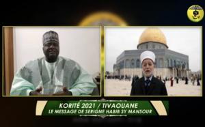 VIDEO - KORITÉ 2021-Le Message de Serigne Habib Sy Mansour sur la situation en Palestine🇵🇸 et dans le pays