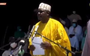 RASSEMBLEMENT NON A L'HOMOSEXUALITE:Le Message de Serigne Babacar Sy Mansour Par Pape Youssoufa Diop