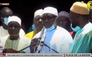 NON A L'HOMOSEXUALITE: Les Conclusions de Serigne Mansour SY Dabakh au nom des Foyers Religieux