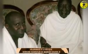 Le Pélérinage à la Mecque de Serigne Mouhamadoul Mansour Sy Borom Daara ji