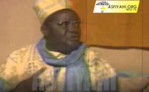 GAMOU 1988 - Serigne Mansour Sy Borom Daara Yi : Les Secrets Mystiques du Khilaçou Zahab ou Mimiya de Seydil Hadj Malick Sy (rta)