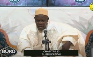 BURD 2021 - Doudou Kend Mbaye - CHAPITRE 10: Supplication