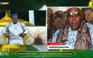 GAMOU KEUROU DIINÉ YI - Au Cœur du Mawlid partout au Sénégal