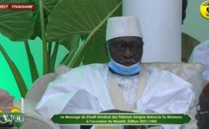 DIRECT TIVAOUANE - Cérémonie Officielle - Le Message du Khalif Sérigne Babacar Sy Mansour