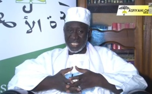 VIDEO - Entretien avec El Hadj Thierno Saidou Nourou Tall , Imam de la Grande Mosquée Omarienne sur le Sens et la Portée de la Ziarra Annuelle Omarienne