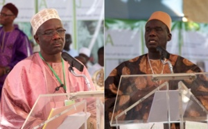 VIDEO - HOMMAGE 2014 - Le Panel Scientifique sur Serigne Mansour Sy Borom Daara Ji (rta)