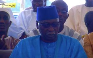Serigne Mbaye Sy Mansour , Serigne Pape Diop Youssoupha, Serigne Mame Alpha Sy et Mame Ousmane SY Dabakh - Conference Moukhsinina Wal Moukhsinati , 12 Juillet 2014