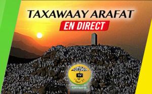 LIVE - Suivez EN DIRECT la montée du Mont Arafat ( Takhaway Arafat )