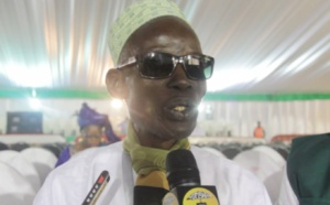 VIDEO - GAMOU 2015 - Impressions de Imam Cheikh Tidiane Wade de Mbour