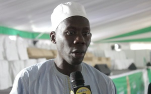 VIDEO - GAMOU 2015 - Impressions de Oustaz Habib Dieng ibn Imam Makhtar Dieng Grand-Dakar