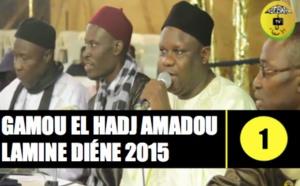 VIDEO - GAMOU EL HADJ AMADOU LAMINE DIENE 2015 - Animation de Doudou Kend Mbaye et Allocutions de Bienvenue