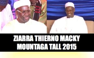 VIDEO - Suivez la Ziarra Thierno Macky Mountaga Daha Tall , Saint-Louis 4 Avril 2015