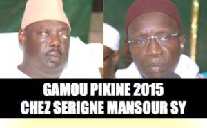 VIDEO - Suivez le Gamou Pikine 2015 , Chez Serigne Mansour Sy Borom Daara Ji, presidé par Serigne Sidy Ahmed Sy Dabakh, Serigne Cheikh Tidiane Sy Mansour et Sokhna Amira Sy Mansour
