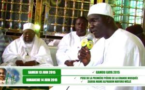 VIDEO - GAYA 2015 - Suivez l'intégralité de l'appel de Serigne Abdoul Aziz Sy Al Amine