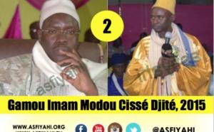 VIDEO - Causerie de Serigne Sidy Ahmed Sy Djamil et Tafsir Abdourahmane Gaye ( Gamou Imam Modou Cissé Djité )