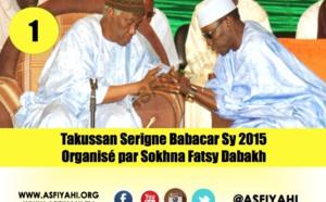 VIDEO - Suivez le Takussan Serigne Babacar Sy 2015, organisé par Sokhna Fatsy Dabakh