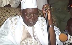 VIDEO - PRÉSENTATION DE CONDOLÉANCES : Suivez l'allocution de Serigne Abdoul Aziz Sy Al Amine à Darou Mouhty