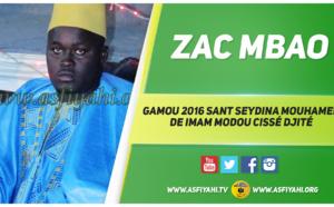 """VIDEO - 27 MAI 2016 À ZAC MBAO - Suivez le Gamou """"Sant Seydina Mouhamed"""" organisé par Imam Modou Cissé Djité"""