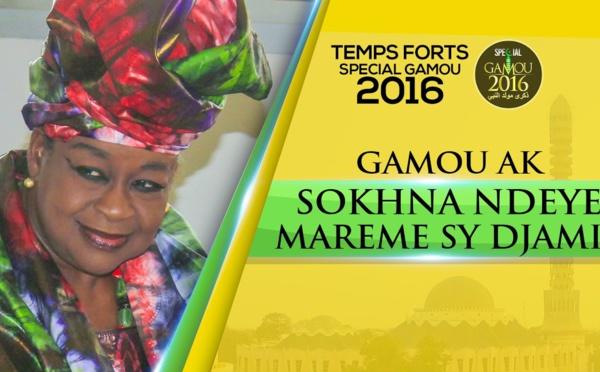Gamou Ak Sokhna Ndeye Mareme Sy Djamil (Gamou Tivaouane 2016)