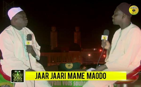 Plateau Special Gamou 2016 sur Asfiyahi Tv - invité Oustaz Oumar Ndiaye dans Jaar Jaari Maodo