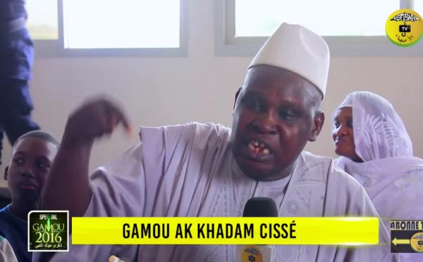 Gamou Ak.. Serigne Khadam Cissé : Maodo et ses héritiers, des continuateurs du Modèle Prophétique (Gamou Tivaouane 2016)