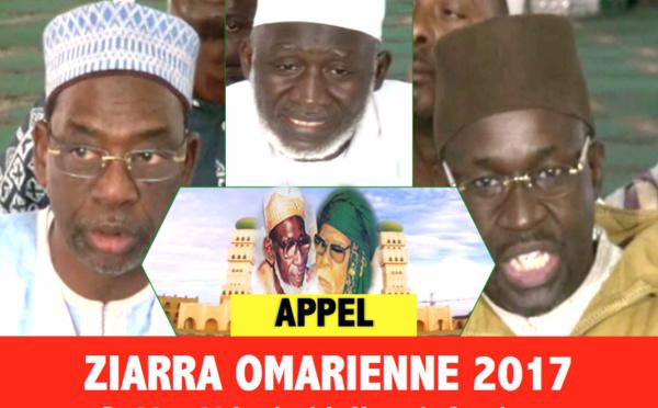 VIDEO -  Ziarra 2017 Thierno Saidou Nourou Tall et Thierno Mountaga Tall (rta), du 26 au 30 Janvier 2017 à Dakar. Suivez la Déclaration de la Famille Oumarienne