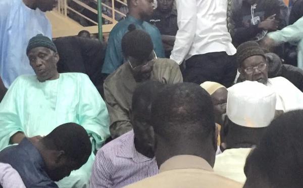 RAPPEL À DIEU D'AL MAKTOUM - Suivez la premiére réaction de Serigne Abdoul Aziz Sy Al Amine