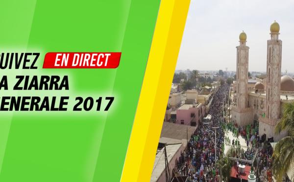 [REPLAY]  DIRECT TIVAOUANE -Revivez l'intégralité de la Cérémonie officielle de la Ziarra Generale 2017