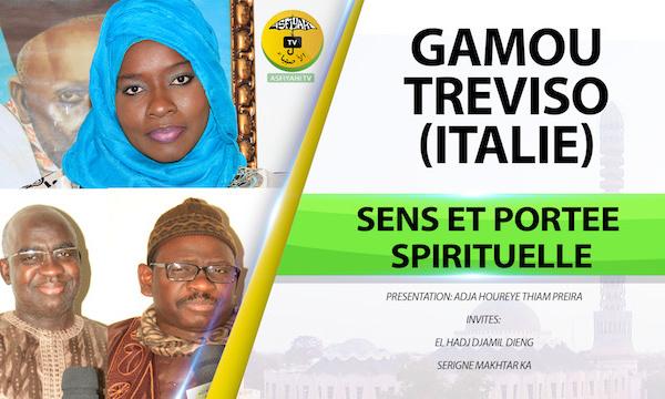 VIDEO - Plateau Spécial Gamou Treviso 2017: Sens et Portée de l'Hommage à Serigne Babacar SY (rta) de ce Samedi 15 Avril en Italie