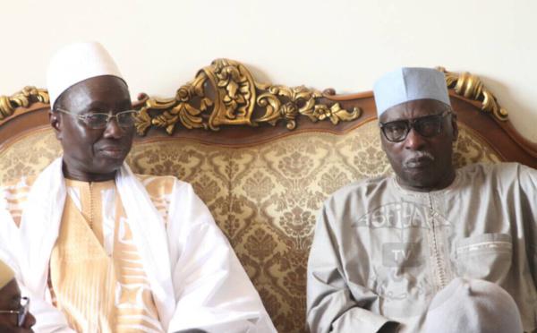 PHOTOS - Série de présentation de condoléances à la Résidence du Khalif General des Tidianes Serigne Mbaye Sy Mansour