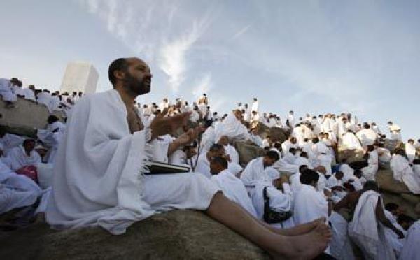 VIDEO : La Mecque : les fidèles au mont Arafat