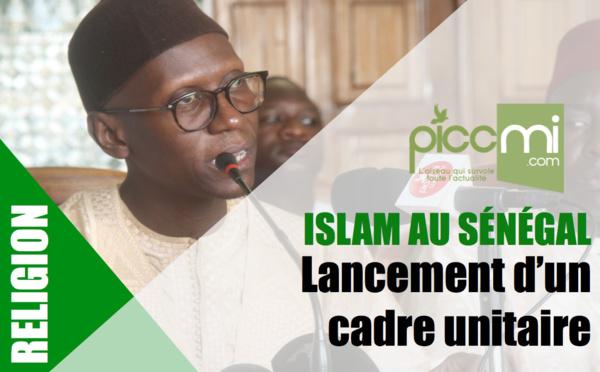 VIDEO - Lancement du cadre unitaire de l'Islam au Sénégal : Pour chanter à l'unisson