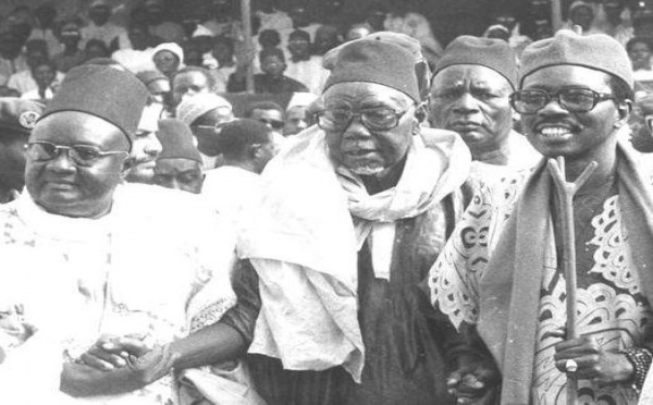 [ ARCHIVES VIDEO ] Serigne Cheikh Tidiane SY Al Maktoum Gamou Tivaouane 1984