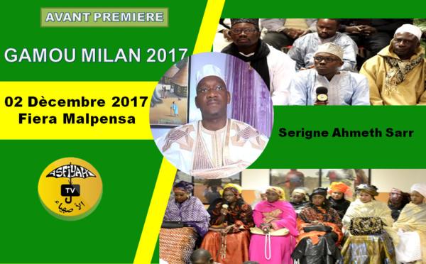 VIDEO - ITALIE - MILAN : Suivez l'appel de la  Fèdèration des Dahiras Tidianes de Milan le samedi 02 Dècembre  2017 à Malpensa Fiera