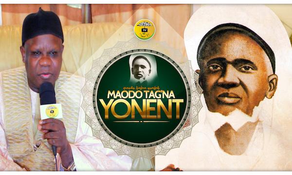 MAODO TAGNA YONENT - Avec Doudou Kend Mbaye P2 - Origine et Sens du Djaraa