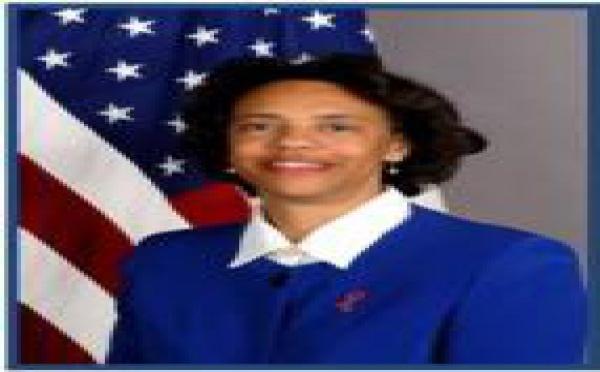 Gamou 2010 : Visite de l'ambassadeur des Etats Unis au Sénégal à Tivaouane