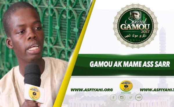 DECOUVERTE - Gamou 2017 Ak  Mame Ass Sarr - Ce Jeune prodige du Daara de Tivaouane revisite l'oeuvre littéraire d'El Hadj Malick Sy