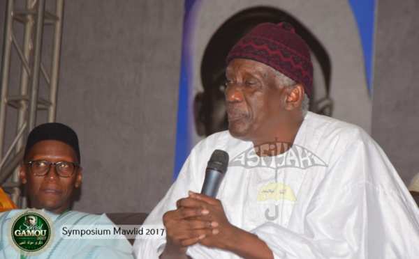 Symposium du Mawlid : Serigne Mbaye Sy Abdou exhorte à « l'unité des familles religieuses et à la vulgarisation de l'héritage spirituel »