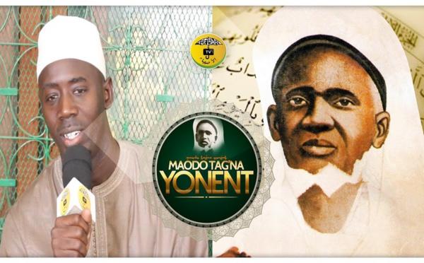 Maodo Tagna Yonént avec Mame Ousmane Sy Amadou