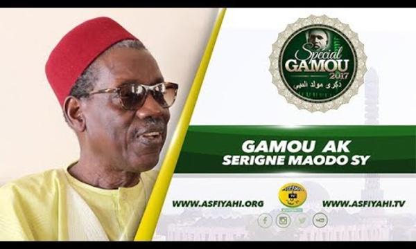 Gamou 2017 Ak Serigne Maodo Sy Dabakh - L'Objectif de Mame Maodo à travers le Mawlid