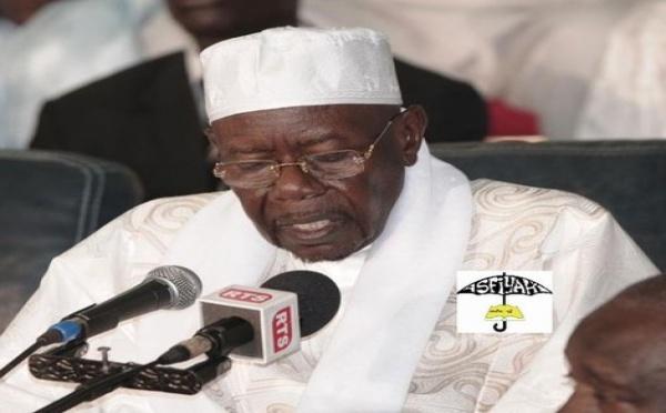"""Serigne Abdou Aziz SY Al Amine  aux politiciens :  """"Cesser de mettre en mal les confréries entre elles"""""""