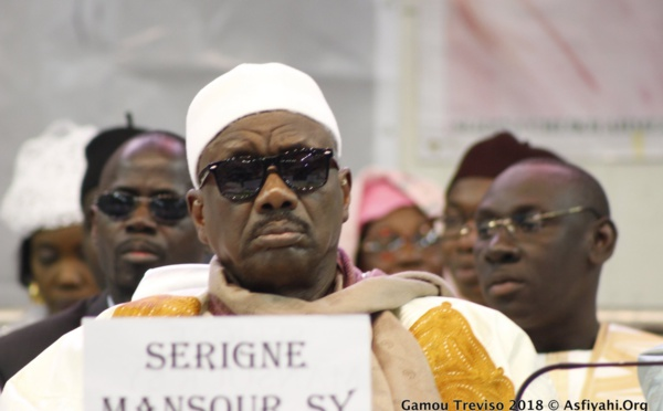 VIDEO - Gamou Treviso 2018 - Le Message de Serigne Mansour Sy Dabakh aux immigrés