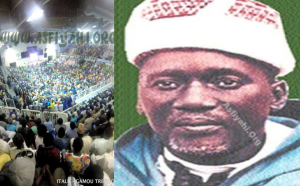 VIDEO - Treviso rend un vibrant hommage à EL Hadj Mansour Sy Malick(rta)