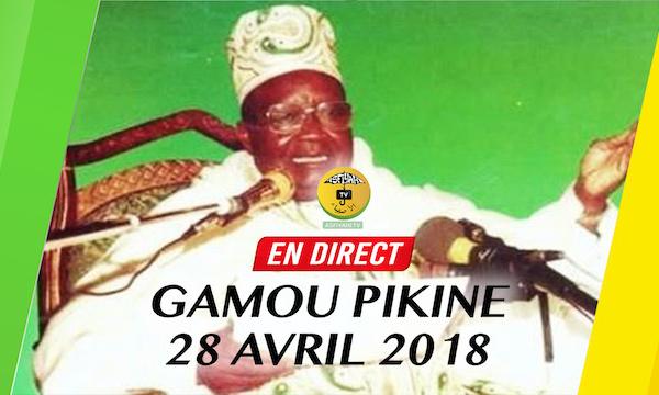 REPLAY - Revivez le Gamou PIKINE de Serigne Mansour Sy Borom Daara Ji (rta) de ce samedi 28 Avril