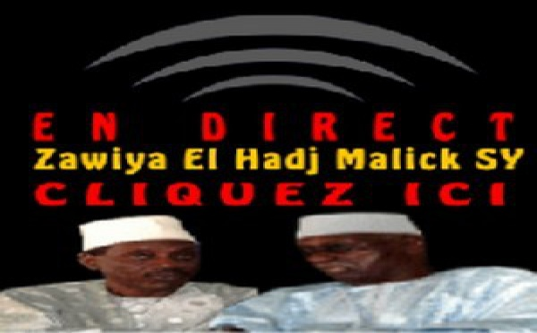 ZAWIYA EL HADJ MALICK SY (RTA)