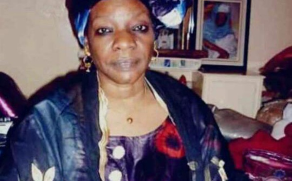 AVIS DE DÉCÈS : Rappel à Dieu de Sokhna Kiné Sy  Bint Sokhna Seynabou Sy Babacar
