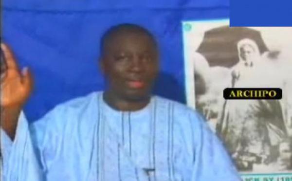MATÉRIALITÉ ET SPIRITUALITÉ : Les Remparts de la Tidjaniyya contre les Avatars du Modernisme par Feu El Hadj Mansour Niang de Saint Louis(2éme Partie)