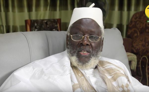 VIDEO - ENTRETIEN AVEC IMAM MANSOUR DIOP: Rappel et Recommandations aux « Domou Sokhna » particulièrement ceux de  la Hadara de Seydil Hadj Malick Sy (rta)
